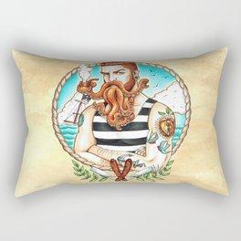 Davey Jones Rectangular Pillow