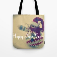 Happy New Year :) Tote Bag