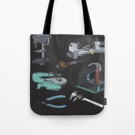 Favorite Tools Tote Bag