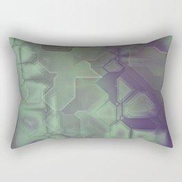 future fantasy wild Rectangular Pillow