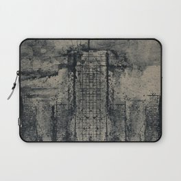 CITY VINTAGE REFLECTION BLUE Laptop Sleeve