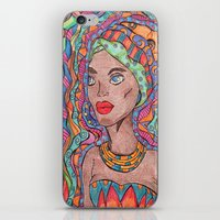 african iPhone & iPod Skins featuring African by havana