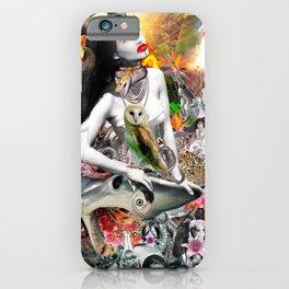 Jungle Melodrama iPhone Case