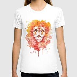 PRIDE (Water colour Lion) T-shirt