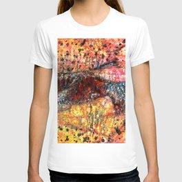 Sedimentary Rock Abstract T-shirt