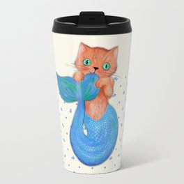 Merkitten Life Lesson #14 - You are NOT your food Travel Mug
