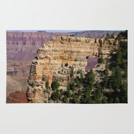 Angel's Window At Cape Royal Grand Canyon Rug