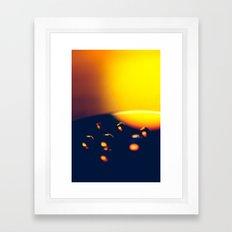 Followers Framed Art Print