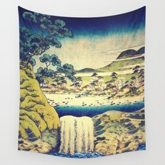 To Pale the Rains in August Wall Tapestry