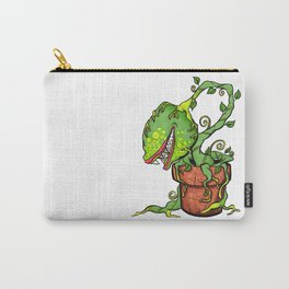 Killer Plant Venus Fly Trap Carry-All Pouch