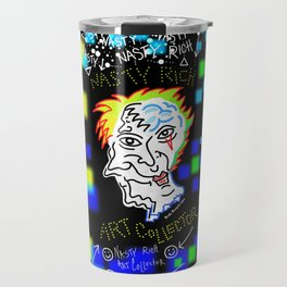 The Abstract Dream Travel Mug