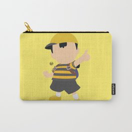 Ness(Smash)Yellow Carry-All Pouch