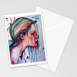 The Redemption of Agnes McFee (VIDEO IN DESCRIPTION!) Stationery Cards