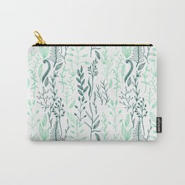 Floral and Foliage {part 2} Carry-All Pouch
