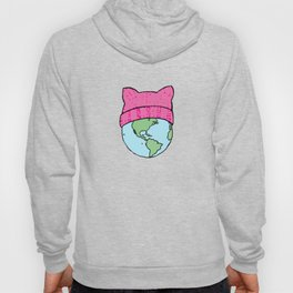 It's a pussy world Hoody