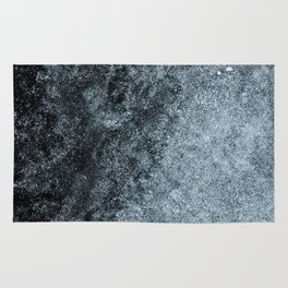Galaxy Space Night Sky Print Rug