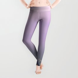 Above the Clouds - Mt. Adams Nature Photography Leggings