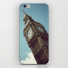 Big Ben iPhone Skin