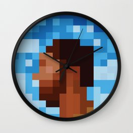 Nothing was the Pixel Wall Clock
