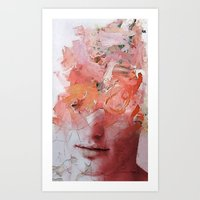apollo Art Prints featuring Apollo by antonio mora