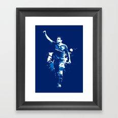 Frank Lampard - Chelsea FC Framed Art Print