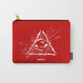 Under His Eye Carry-All Pouch
