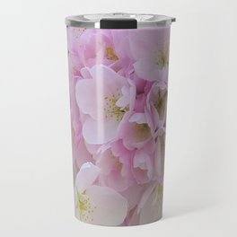 Flowering Cherry Tree Travel Mug