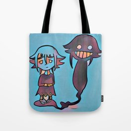 Everyone has their demons Tote Bag