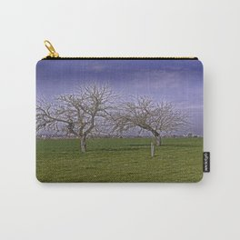trees and fields near Laupheim Carry-All Pouch
