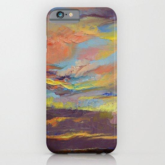 Atahualpa Sunset iPhone & iPod Case
