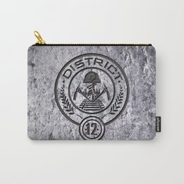 HG- DISTRICT 12 Carry-All Pouch