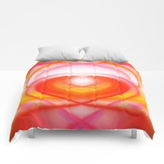 Twirl in Love Comforters
