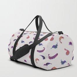 Electric fish Duffle Bag