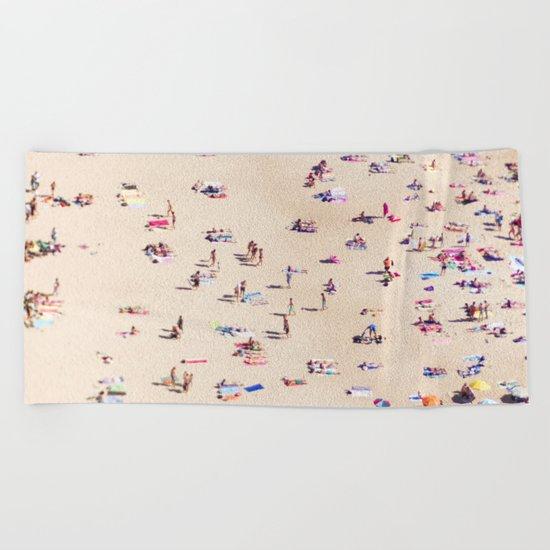 Beach Love VI Beach Towel