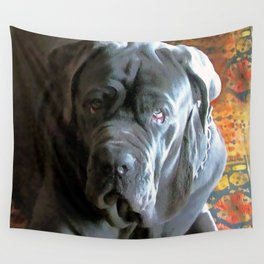 My dog Ovelix! Wall Tapestry