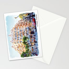 La Pedrera Barcelona Stationery Cards