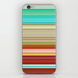 Stripes II iPhone Skin
