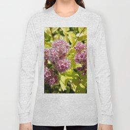 Lilac flowers Long Sleeve T-shirt