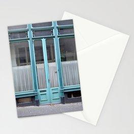 Blue door Stationery Cards