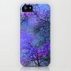 Sky dreams. Serial. Blue Slim Case iPhone (5, 5s)