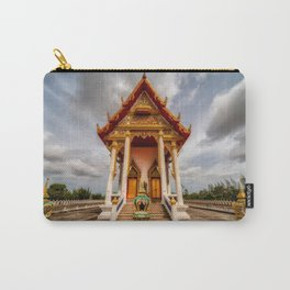 The Temple Carry-All Pouch