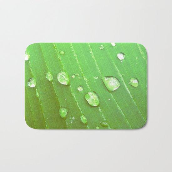 Jungle Drops. Bath Mat