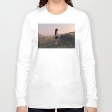 Mystery in the Mountains Long Sleeve T-shirt