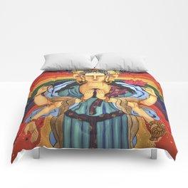 Buddha of Compassion Comforters