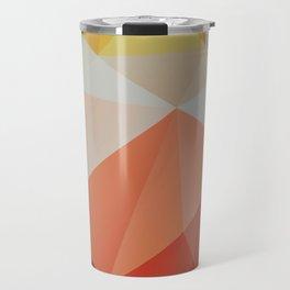 Germany – modern polygram illustration Travel Mug