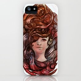 Hairspray iPhone Case