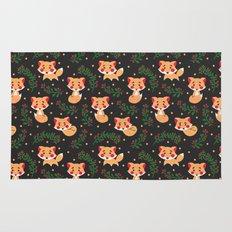 The Fox Pattern Rug