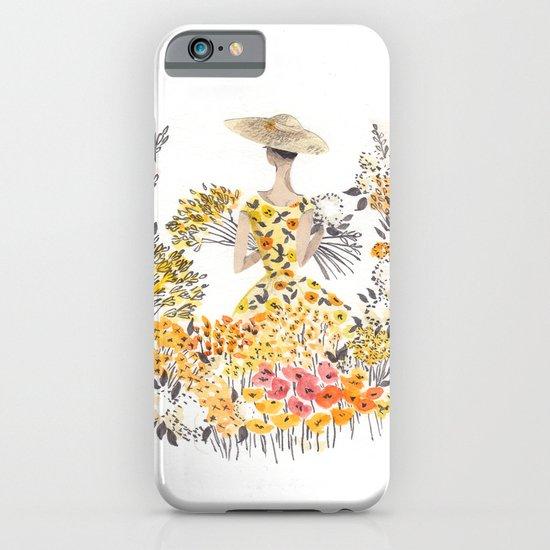 Yellow Flowers iPhone & iPod Case