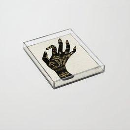 Palmistry Acrylic Tray