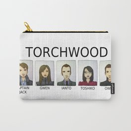 TORCHWOOD Carry-All Pouch